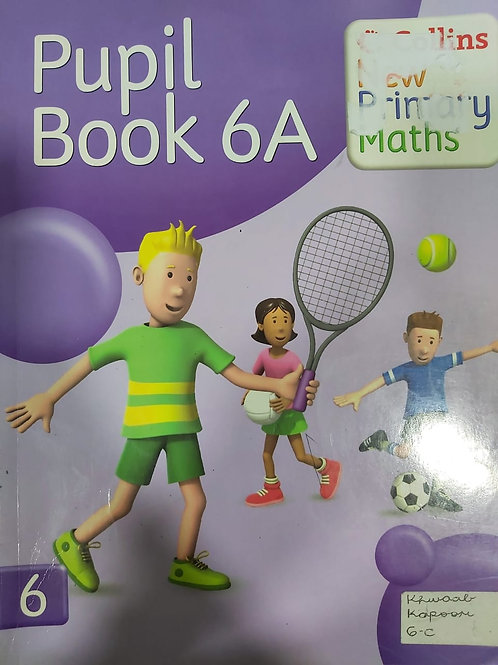 Pupil Book 6A-New Primary Maths