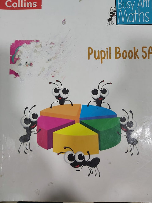 Pupil Book 5A-Busy Ant Maths