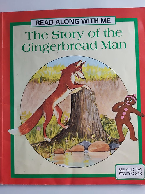 The Story of the Ginger Bread Man