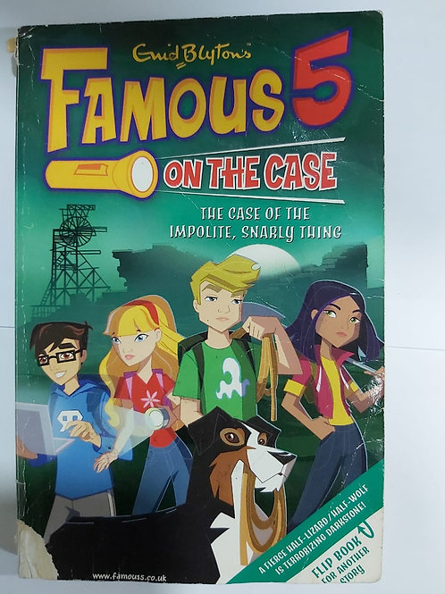Famous 5 on the Case - The Case of Impolite, Snarly Thing
