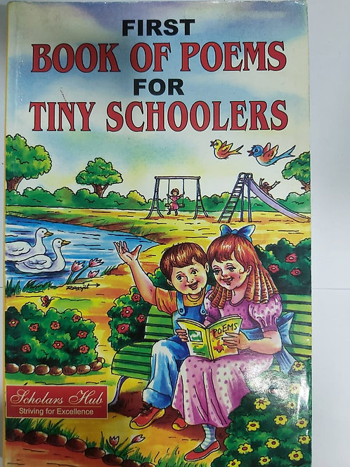 First Book of Poems for Tiny Schoolers
