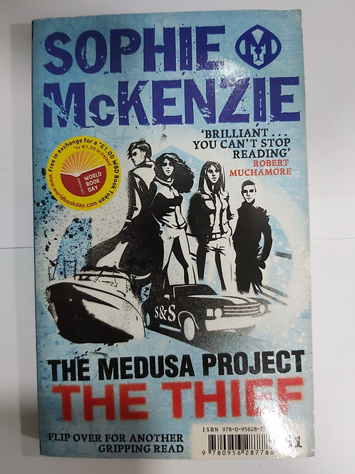 The Medusa Project - The Thief