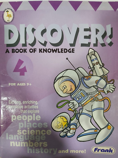 Discover! A book of Knowledge 4