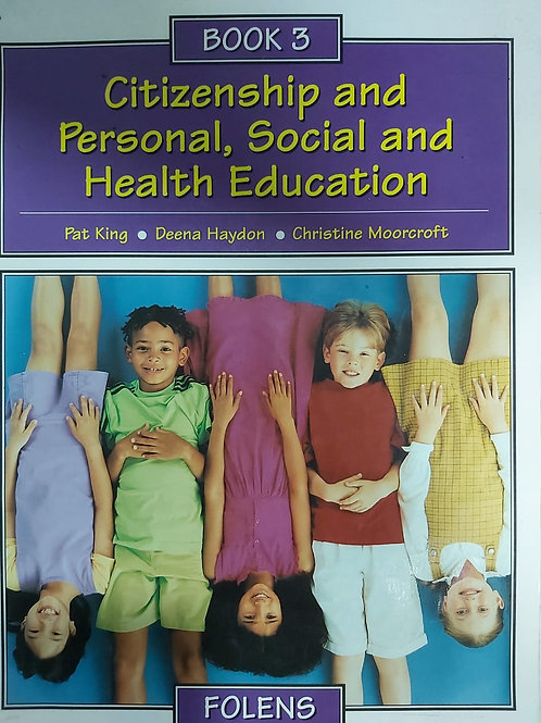 Citizenship and Personal, Social and Health Education