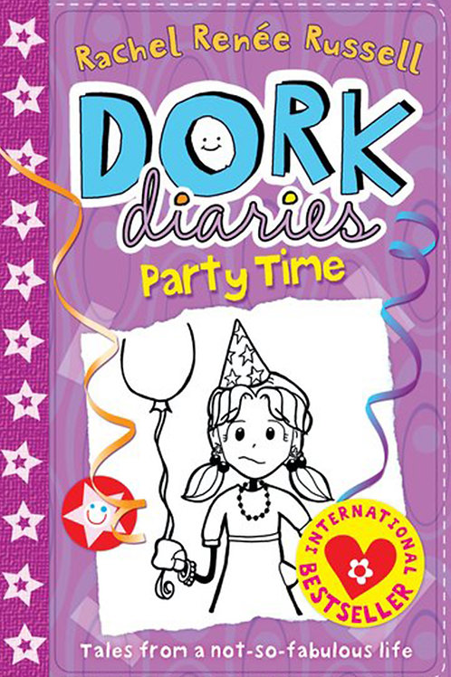 Dork Diaries – Party Time