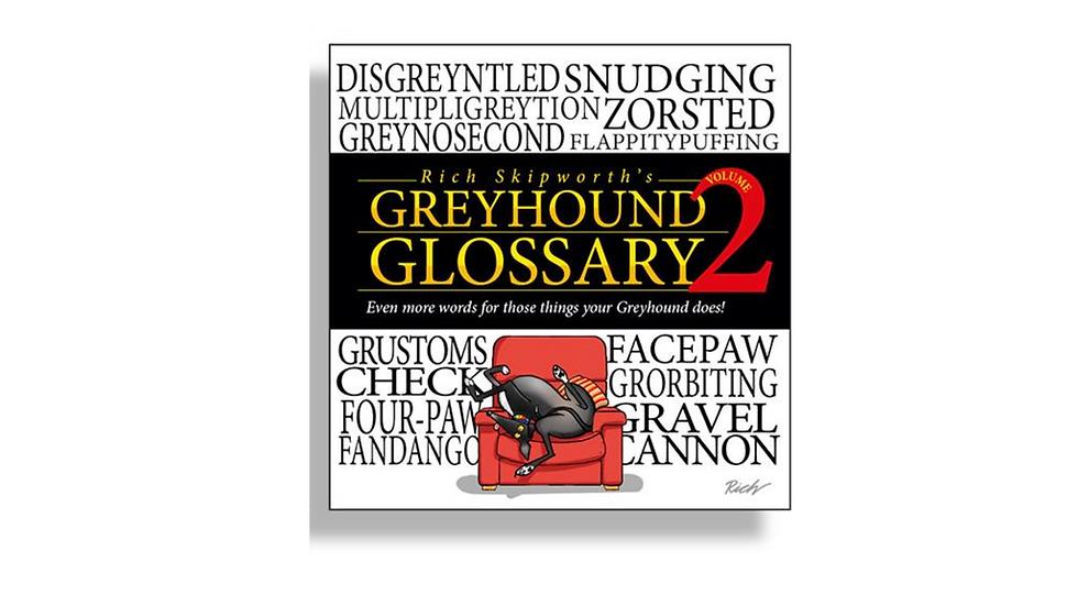 USA - Pre-Order Rick Skipworth's Glossary 2