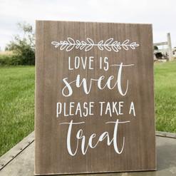 Love Is Sweet - $5 each