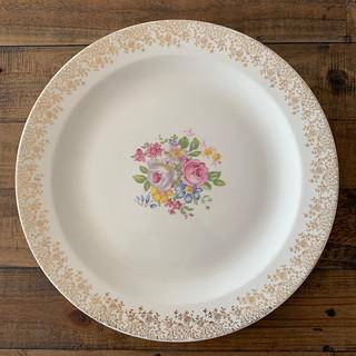 Vintage Platter - $3