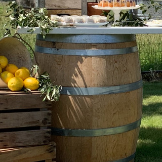Wine Barrels - $25 each