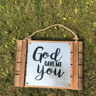 God Gave Me You - $5