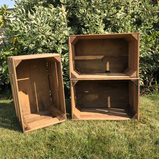 Apple Crates - $5 each