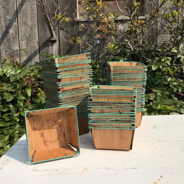 Strawberry Baskets - $0.50 each