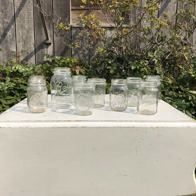Misc. Canning Jars - $0.50 each