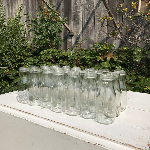 Drinking Glasses - $0.50 each