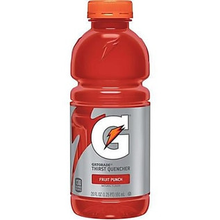 Gatorade and Sports Drinks