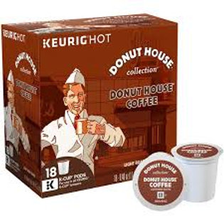 Coffee Donut House K-cup