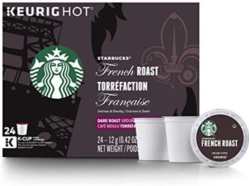 Coffee French Roast K-cup