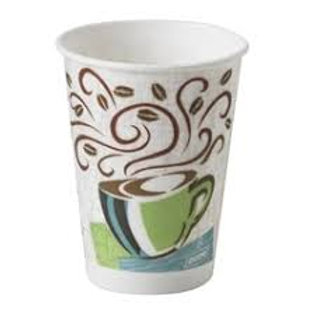 12 oz Perfect touch hot cup