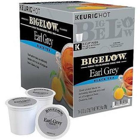 Tea Earl Grey K-cup