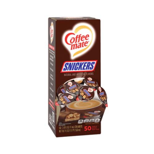 Coffee Mate Snickers Liquid Cream