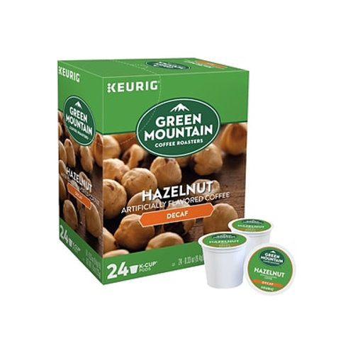 Green Mountain Decaf K cup