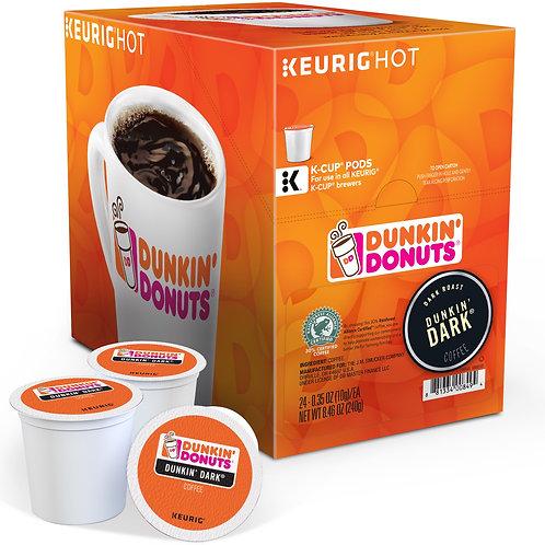 Dunkin Dark K-cup
