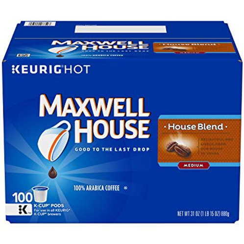 maxwell house house blend K-cup