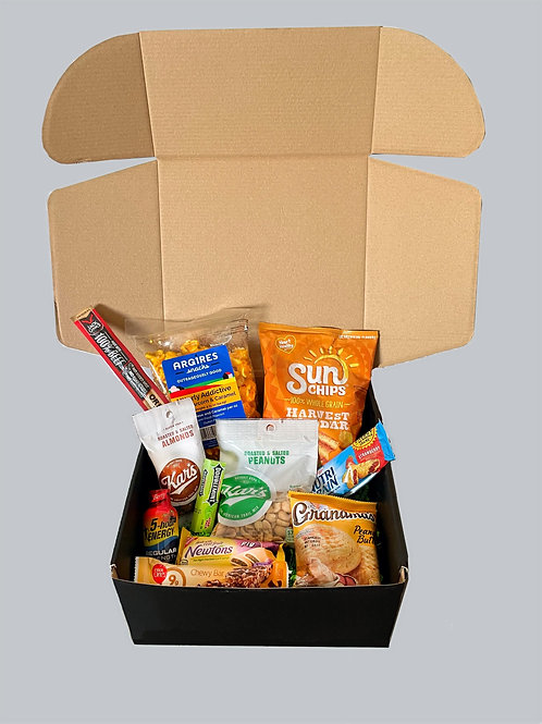 Welcome to our Company Snack Box