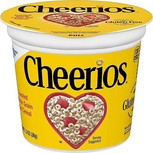 Cheerios Cereal Cup