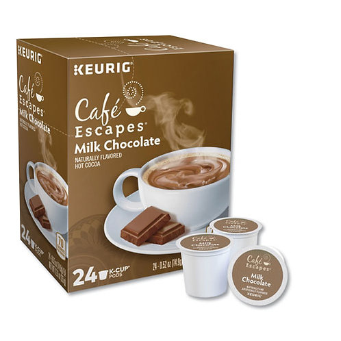 Hot Cocoa Milk Chocolate K-cup