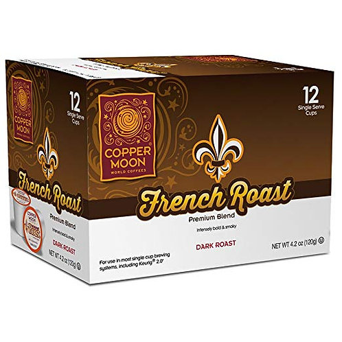 Copper Moon French Roast K Cup