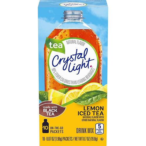 Crystal light Lemon Iced Tea