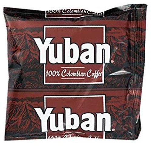 Yuban 100% columbian Coffee