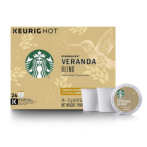 Coffee Veranda K cup Starbucks