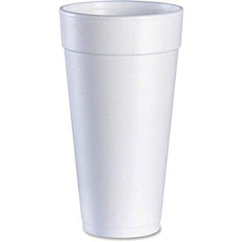 24 oz styrofoam Cups