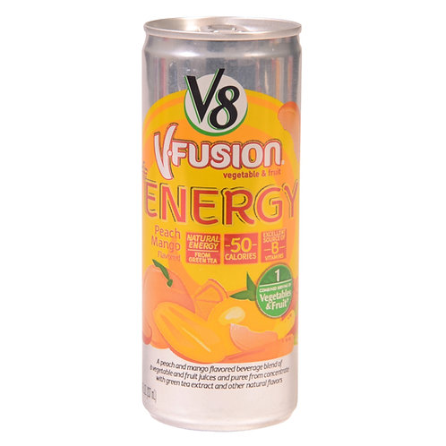 V8 Fusion Energy