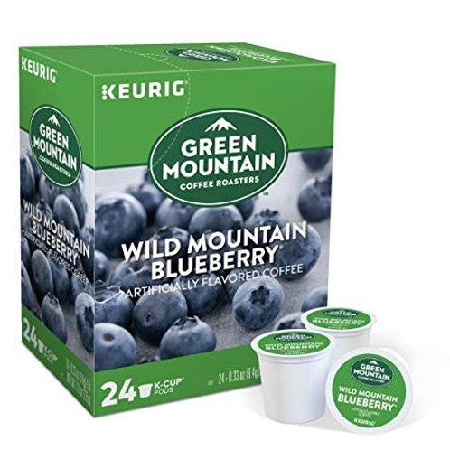 Wild Mountain Blueberry K-cup