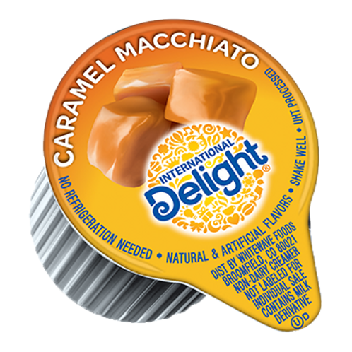 International Delights Macchiato Creamer (288ct)