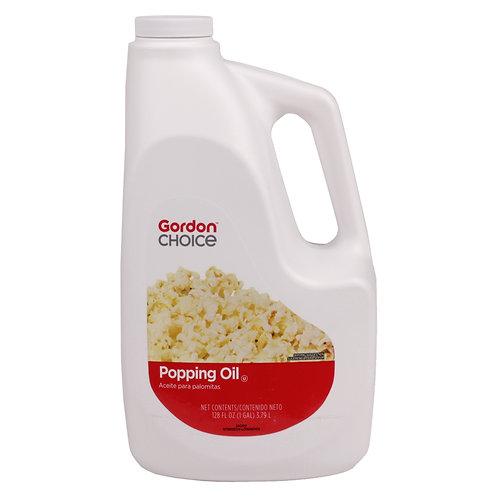 Popcorn Oil 1 Gallon jug