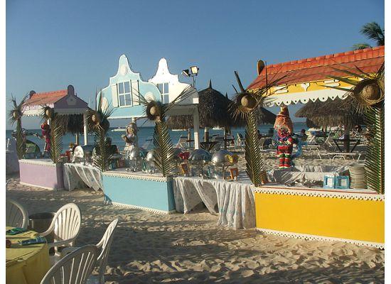 Aruba area decor