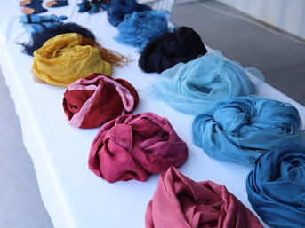 Colourants: Dyes Pigments and the truth about E numbers!