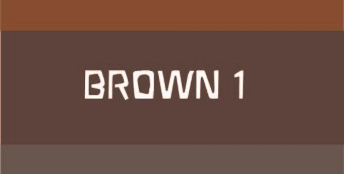 Aus Brown 3 Set