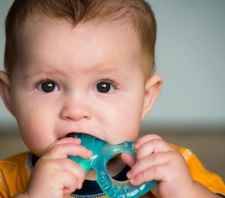 The Benefits or Oral Stimulation in Babies and Toddlers