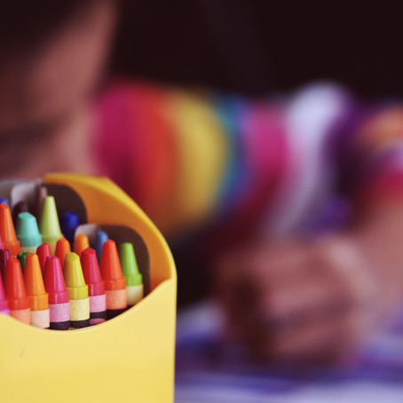 Choosing the Right Crayons for Your Child