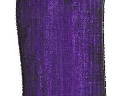 Purple Fauxcrylic