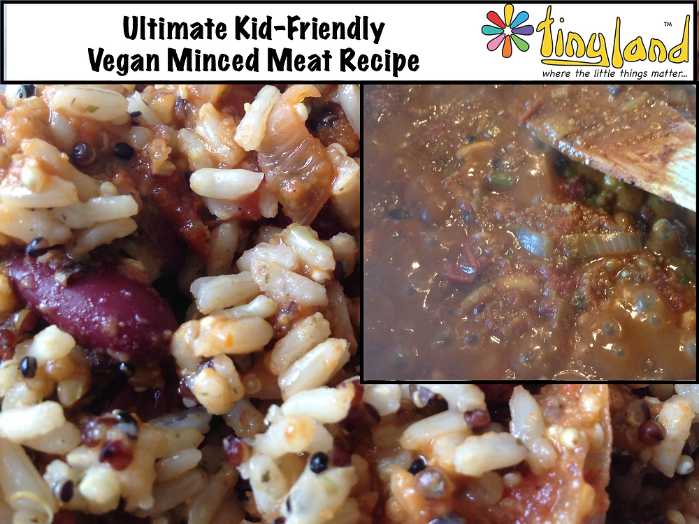 Child Friendly Vegan Recipe