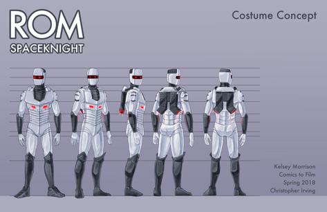 Rom Character Turnaround