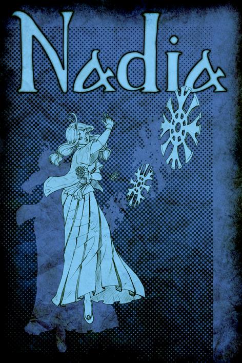 Nadia Card