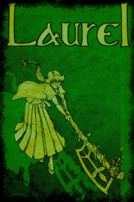 Laurel Card