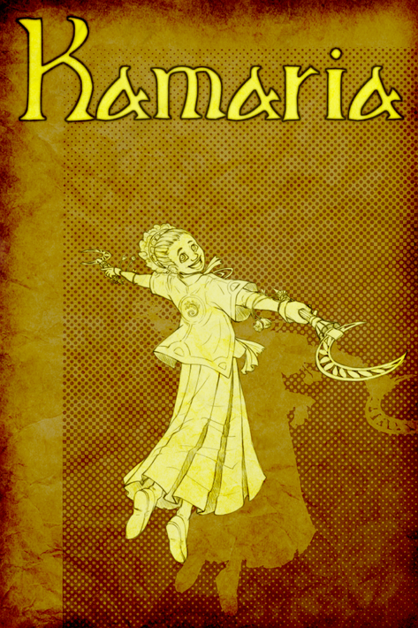 Kamaria Card